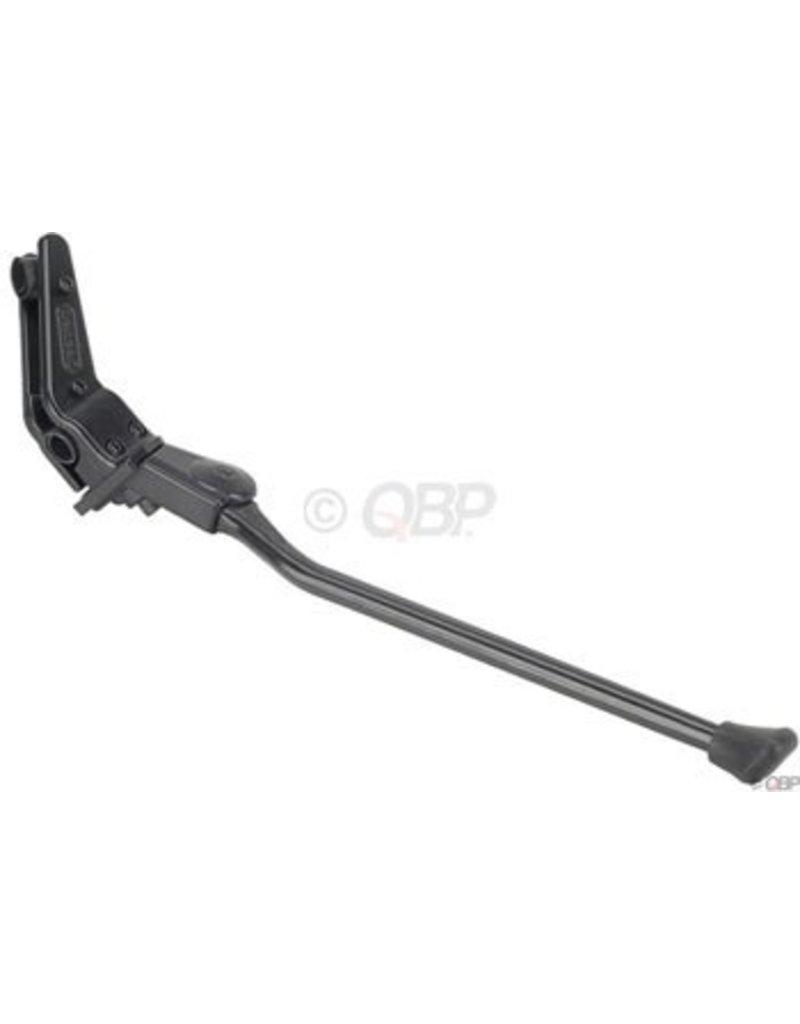 Greenfield 285mm Stabilizer Rear Stay-Mount SKS2 Kickstand: Black Aluminum