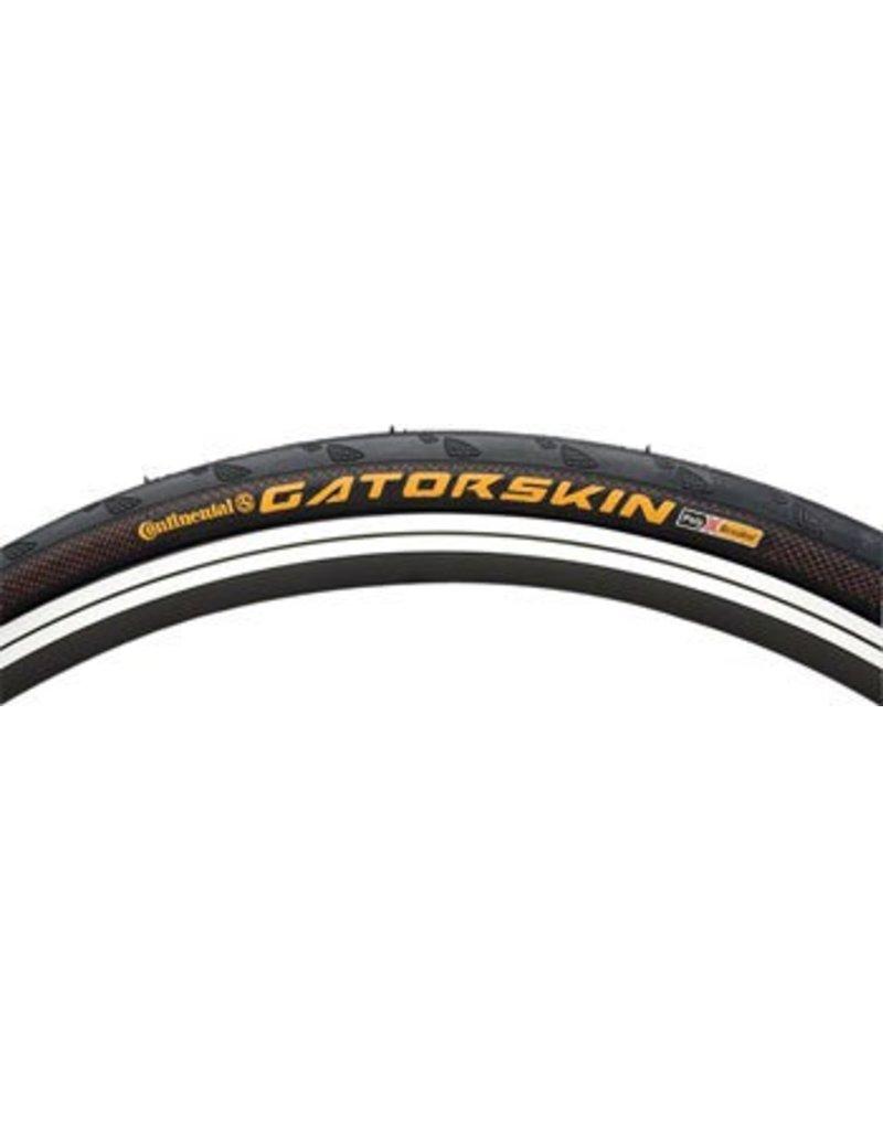 Continental 700x25 Continental Gatorskin Tire Steel Bead