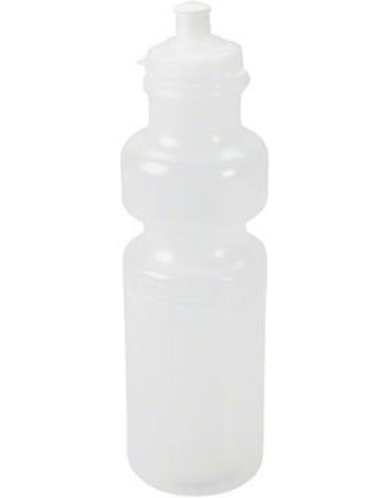 California Springs Bio-Green Bottle: 28oz., Clear
