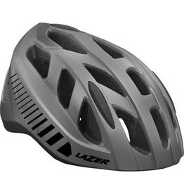 Lazer Lazer Motion Helmet: Matte Titanium MD