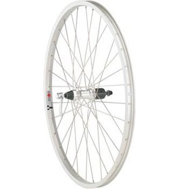 "Quality Wheels Value Series 1 Mtn 26"" 135mm Freehub / Alex Y2000 Silver"