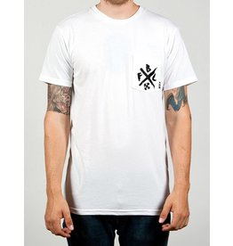 Fit FIT - ICON POCKET T - WHITE - SM