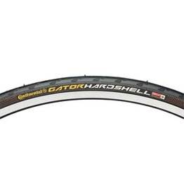 Continental 700x25 Continental Gator Hardshell Tire Steel Bead