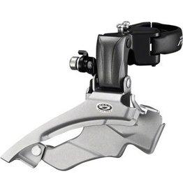 Shimano Shimano Altus M371 9-Speed Triple Down-Swing Dual-Pull Front Derailleur