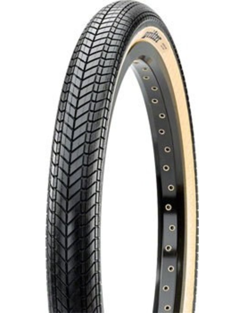 Maxxis 20x1.85 Maxxis Grifter Folding, 60tpi, Dual Comp, Skinwall