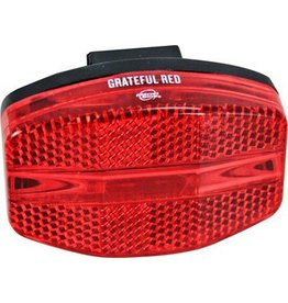 Planet Bike Planet Bike Grateful Red Taillight - Battery Powered