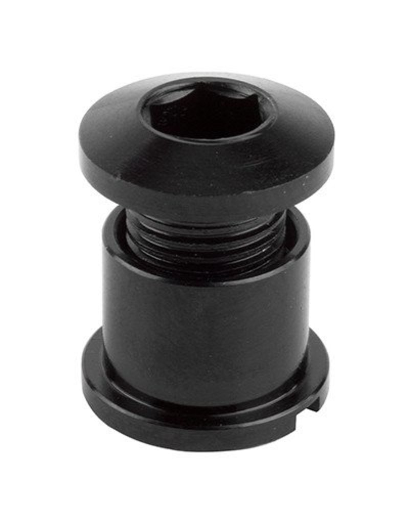 Origin8 Origin8 Chainring bolt set (5) Double Alloy black