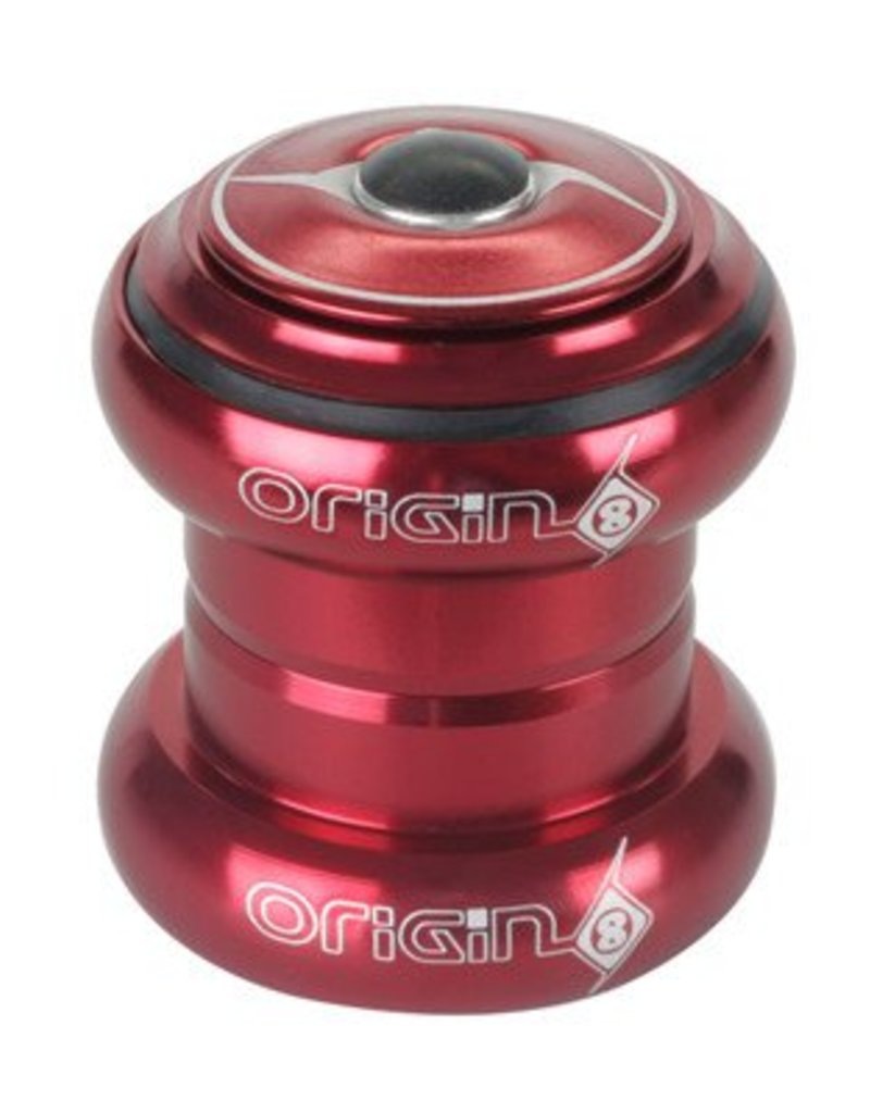 Origin8 Origin8 SSR Threadless Headset ALY 1-1/8 Red