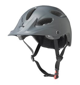 Triple 8 Triple 8 Compass MTB Helmet SM-MD Matte Gray