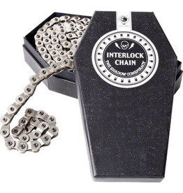 The Shadow Conspiracy The Shadow Conspiracy Interlock V2 Half Link Chain Silver