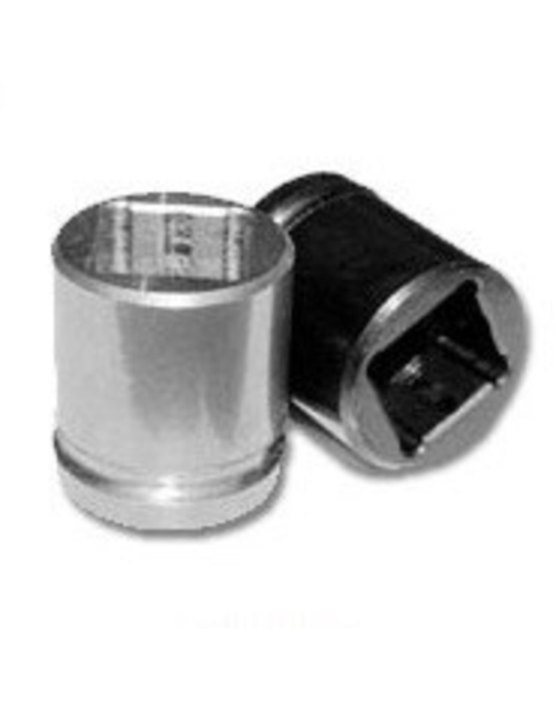 Bizhouse Nadz 14mm axle nuts - sold in pairs