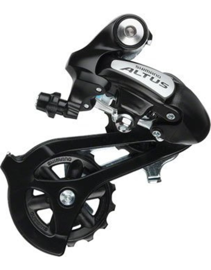 Shimano Shimano Altus M310 7/8-Speed Long Cage Rear Derailleur Black