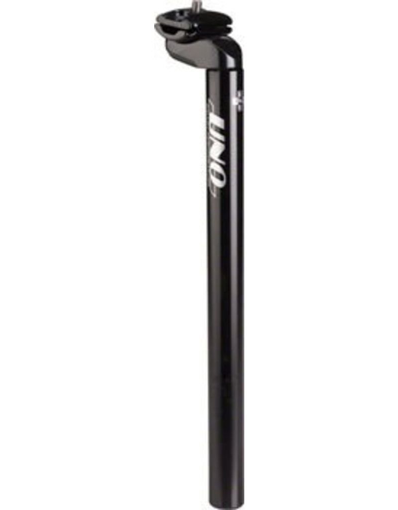 Uno 602 Seatpost 30.9 x 350mm Black