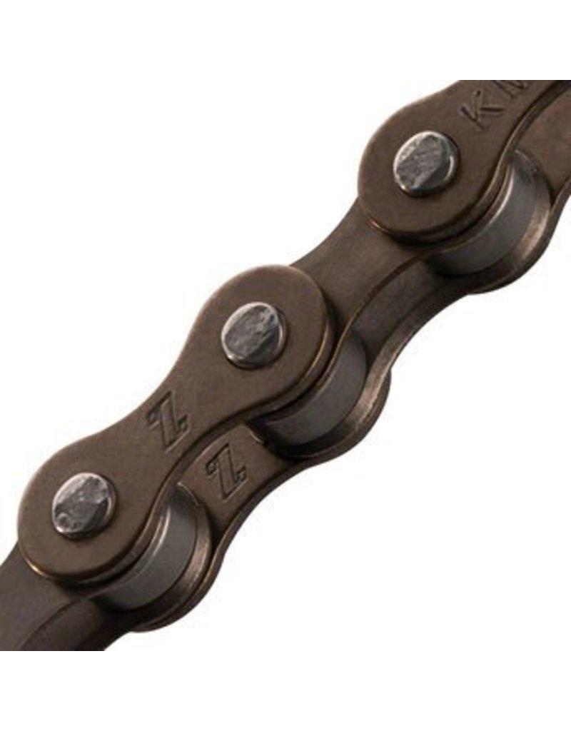 "KMC KMC Z410 Chain: 1/8"" 112 Links Brown"