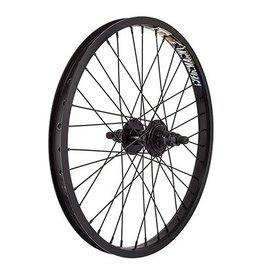 Weinmann Weinmann 20x1.75 Rear Wheel (406x24), DM30 36h Black-Ops 9t, 14mm 110mm 14g Black/Black