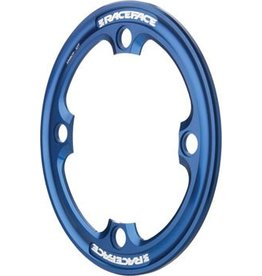 RaceFace Race Face Light Bash Guard, 32t x 104mm Blue
