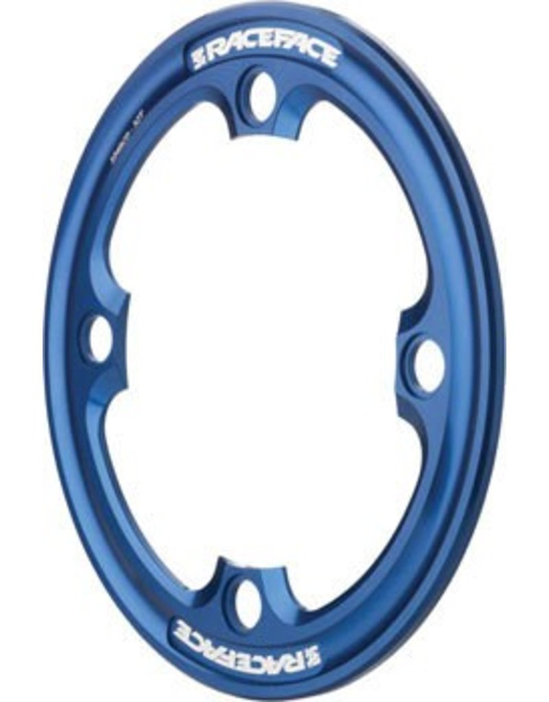 RaceFace Race Face Light Bash Guard, 32t x 104mm Blue