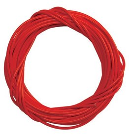 Sunlite Cable Housing w/Liner 5mm, 50ft Red