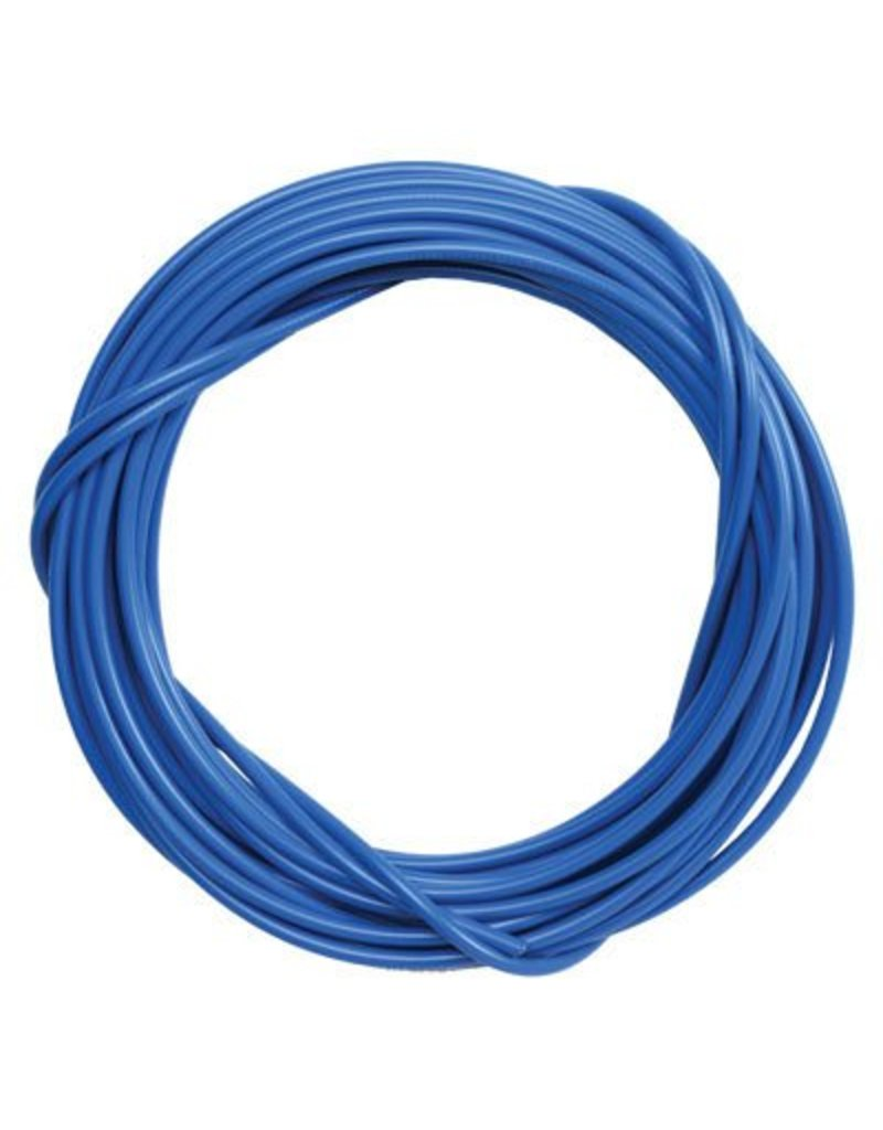 Sunlite Cable housing w/liner 5mm, 50ft Blue