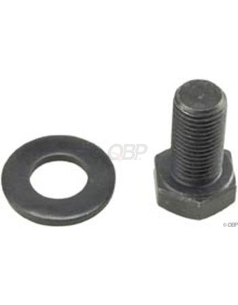 Profile Racing Profile Racing Hex Crank Bolts for Solid Spindle, w/Washers