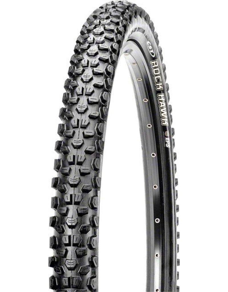 CST 26x2.25 CST Rock Hawk MTB Tire Steel Bead Black