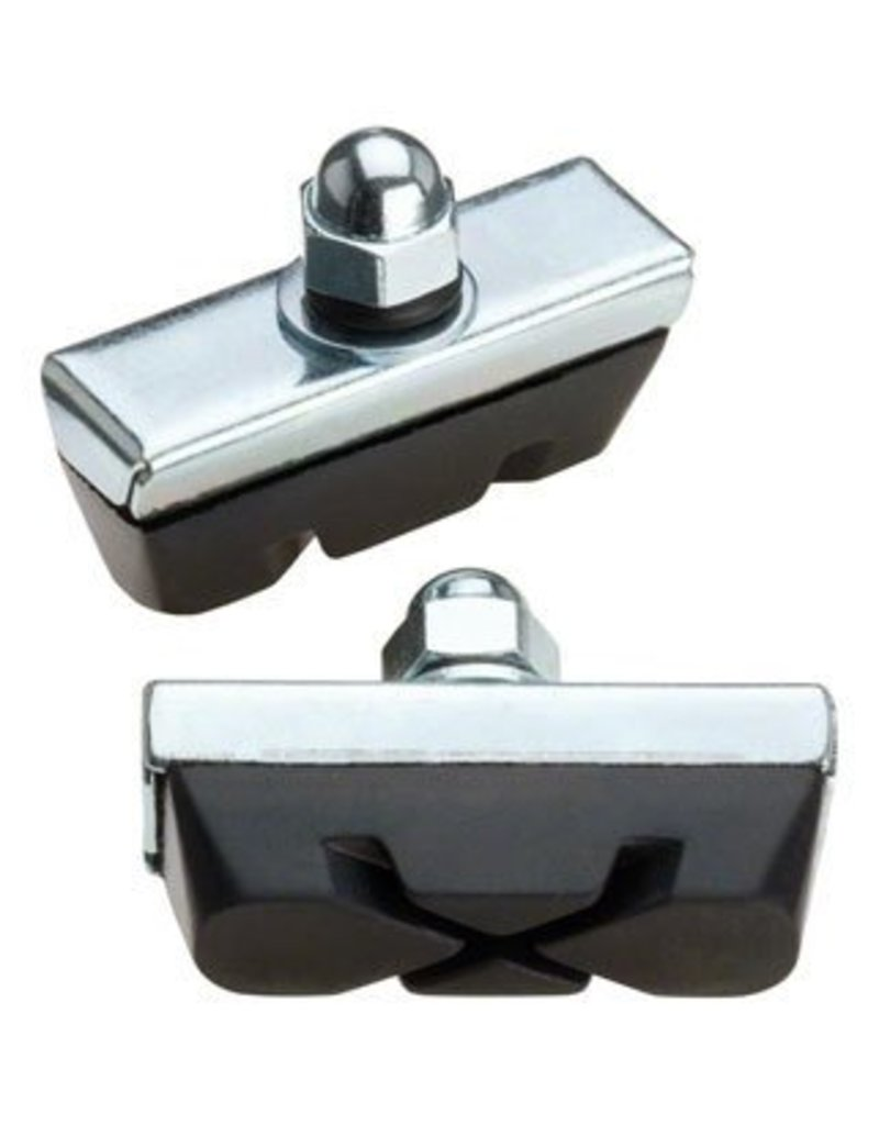 Jagwire Jagwire Basics X-Caliper Brake Pads Threaded Black 1 Pair