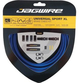 Jagwire Jagwire Universal Sport Brake XL Kit, Blue