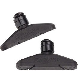 Flybikes Flybikes Manual Black Brake Pads