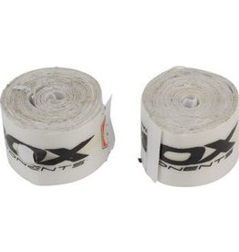BOX BOX Components Radian Rim Tape, 14mm, Set of 2, White