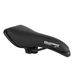Black Ops Black Ops Bulletproof BMX Padded Seat BLK