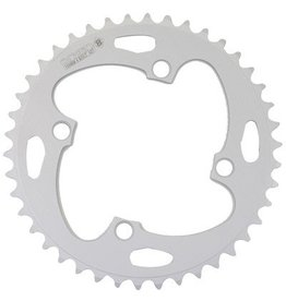 Origin8 Origin8 Chainring 104mm 42T 4BOLT ALY SIL