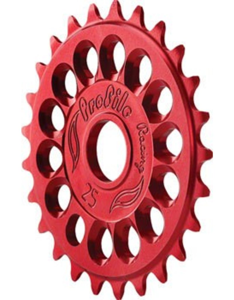 Profile Racing Profile Racing Imperial Sprocket, 25t Red