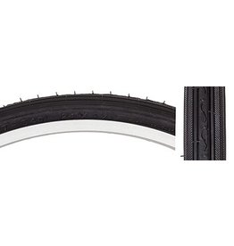 24x1-3/8 Sunlite tire Black RD K40 (wheelchair)