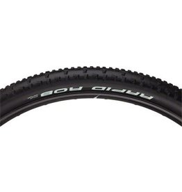 Schwalbe 29x2.1 Schwalbe Rapid Rob Tire Wire Bead Black with K-Guard