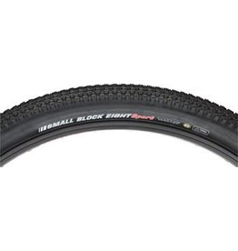 Kenda 26x2.1 Kenda Small Block 8 Sport Tire Steel Bead Black