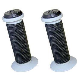 ODI ODI BMX LockOn Ruffian Mini Grips 100mm Black