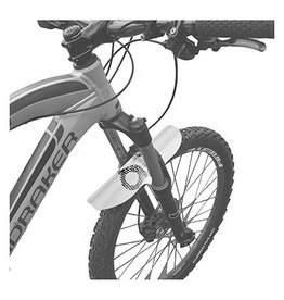 Fouriers FOURIER Mud Guard / Fender MT FT AC-MG001 White