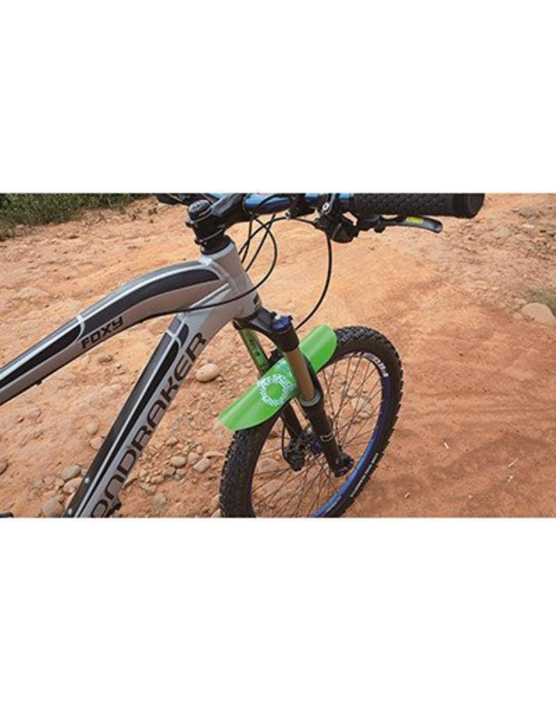Fouriers FOURIER Mud Guard / Fender MT FT AC-MG001 Green