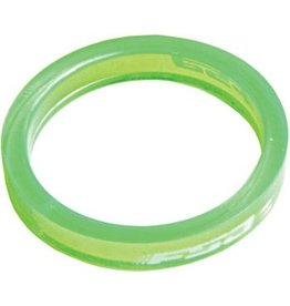 FSA (Full Speed Ahead) FSA PolyCarbonate 5MM  Spacer Bag/10 Green