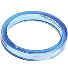 FSA (Full Speed Ahead) FSA PolyCarbonate 5MM  Spacer Bag/10 Blue