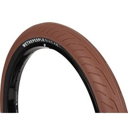 We The People 20x2.3 We The People Stickin' Tire Dark Gum Tread/Black Sidewall