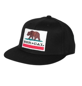 Nor Cal Republic Flexfit Fitted Stretch