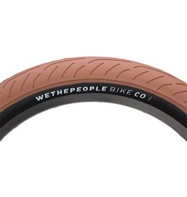 We The People 20x2.4 We The People Stickin' Tire Dark Gum Tread/Black Sidewall