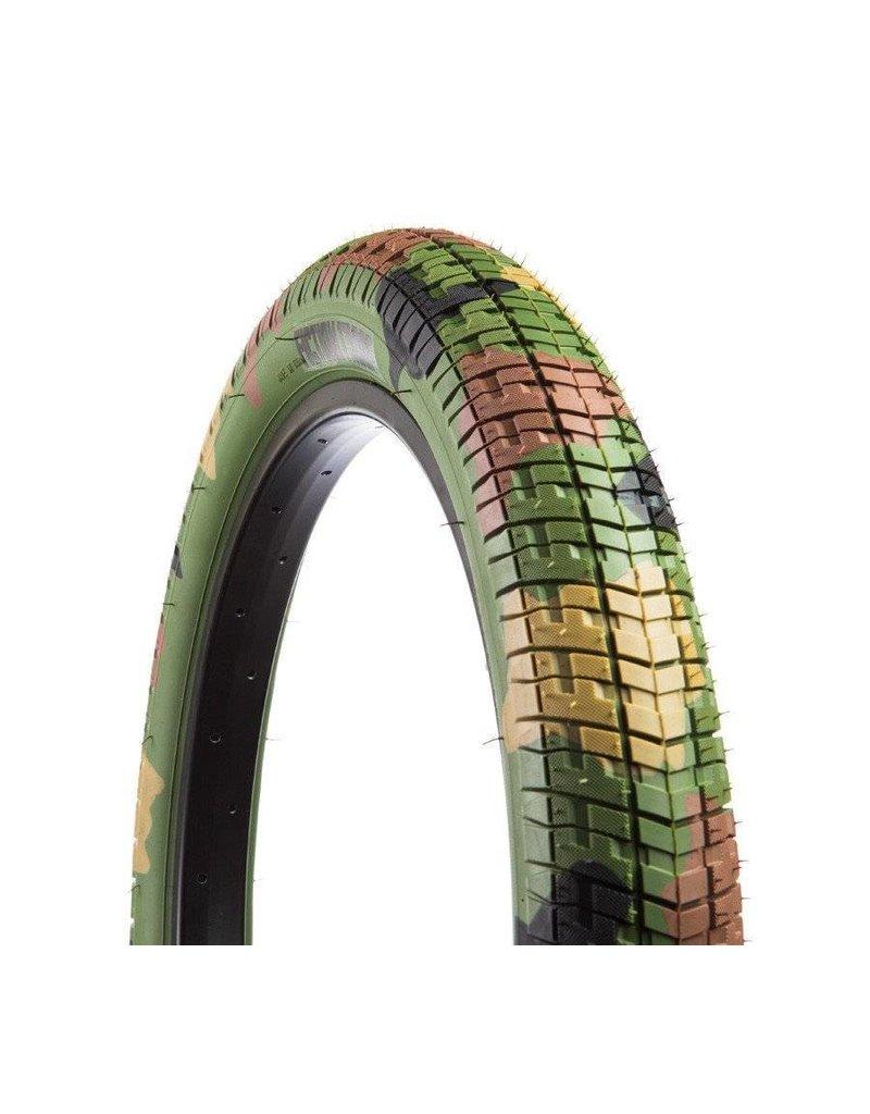 FictionBMX 20x2.3 Fiction Troop Tire Jungle Camo