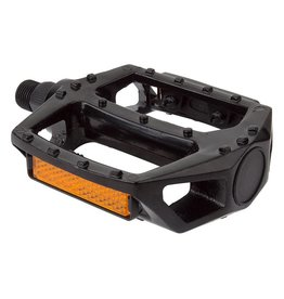 Sunlite pedals MX ALY CRMO AXLE 9/16 Black