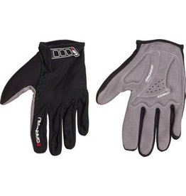 Louis Garneau Louis Garneau Creek Glove: Black MD
