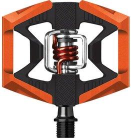 Crank Brothers Crank Brothers  Doubleshot Pedals: Orange/Black