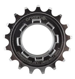 Origin8 Origin8 Freewheel 17T, 3/32 CNC CroMo 8-Key Release Chrome plated