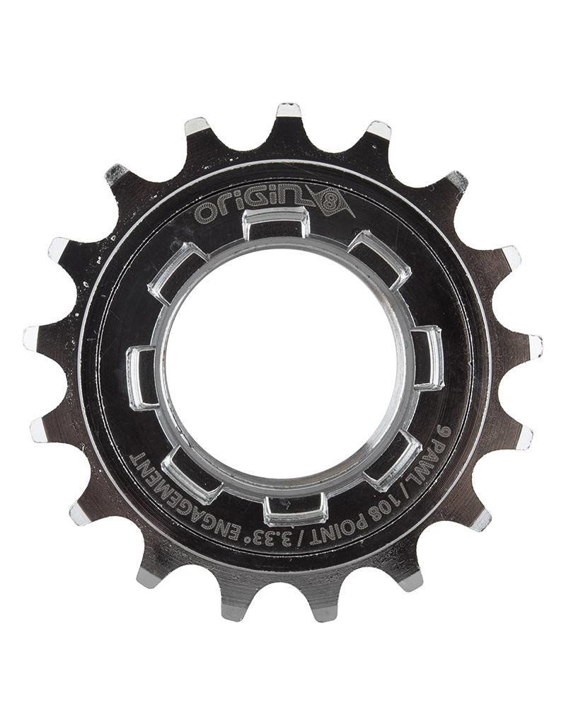 Origin8 Origin8 Freewheel 17T, 3/32 CNC CroMo 8-Key Release Chrome plated