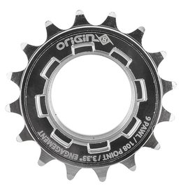 Origin8 Origin8 Freewheel 16T, 3/32 CNC CroMo 8-Key Release Chrome Plated